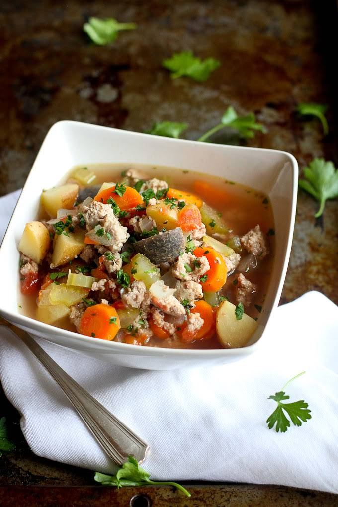 10 Best Ground Turkey Soup Slow Cooker Recipes