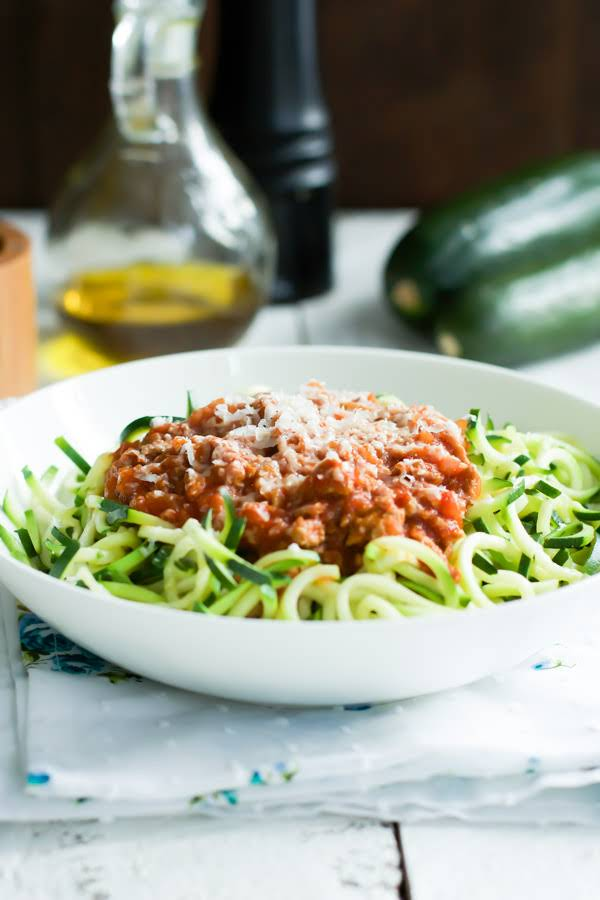 10 Best Ground Turkey Zucchini Pasta Recipes