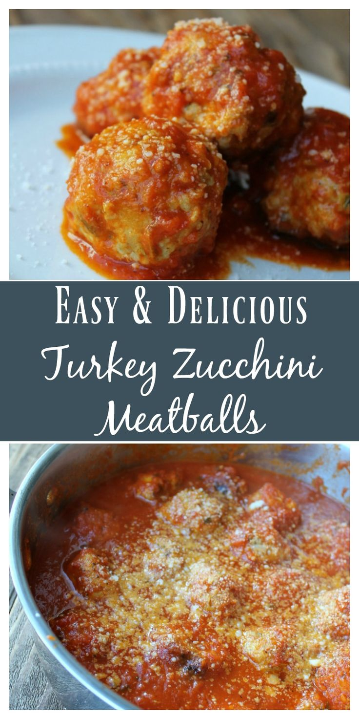 1000+ ideas about Turkey Zucchini Meatballs on Pinterest ...