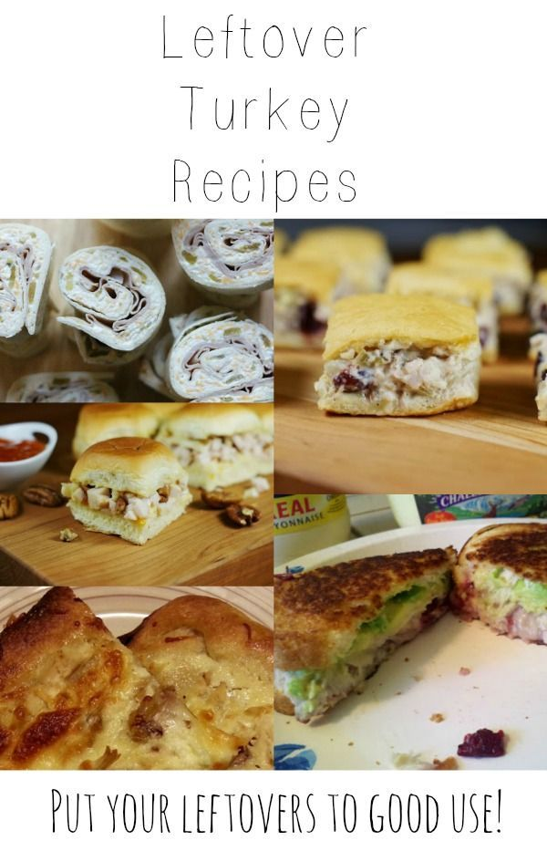 15 best images about Leftover Turkey Recipes on Pinterest