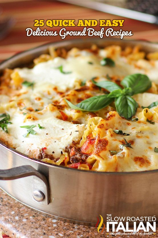 19 best What's for Dinner? Ground Beef Recipes images on ...