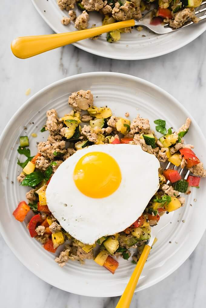 20 Delicious & Healthy Ground Turkey Recipes - The Girl on ...
