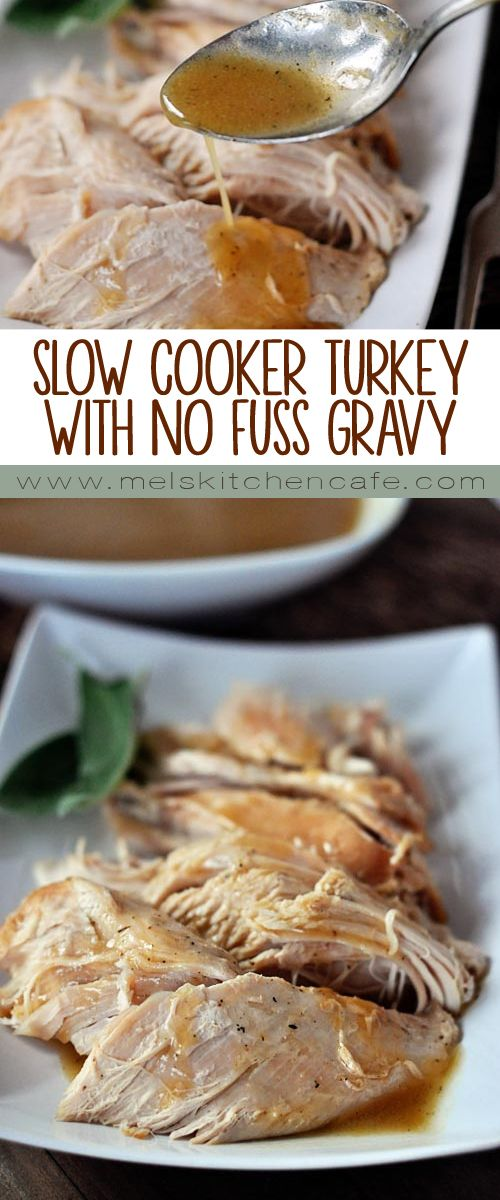 25+ best ideas about Slow Cooker Turkey on Pinterest ...