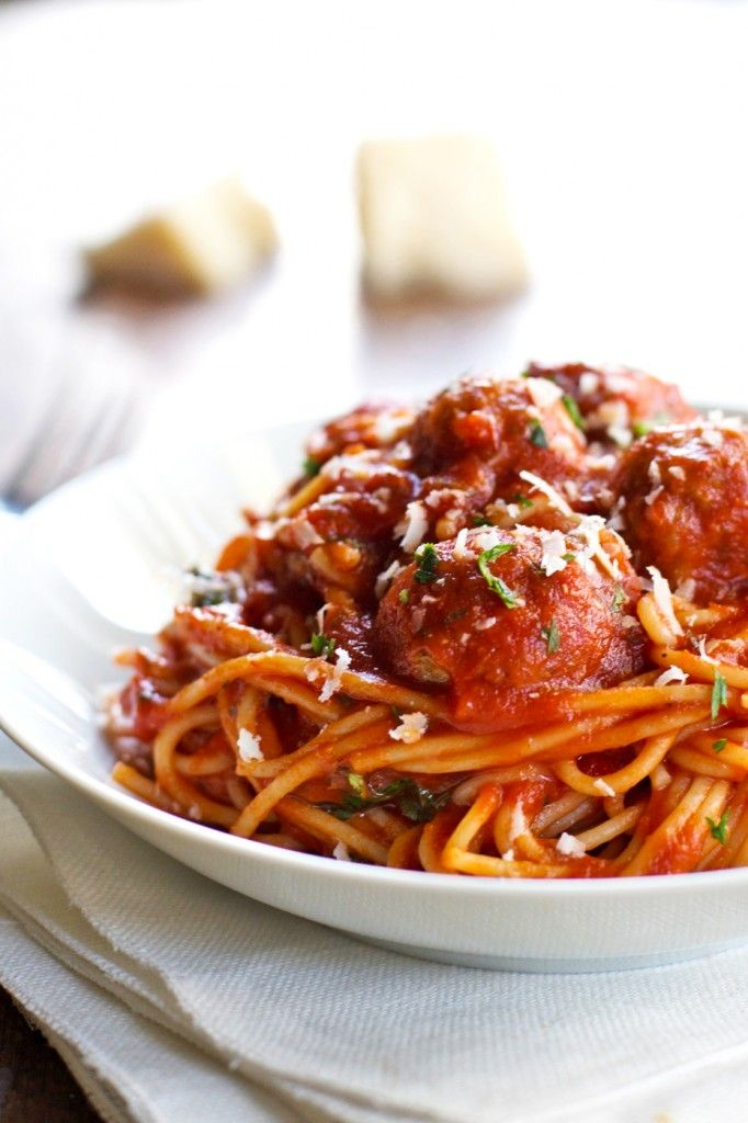 25+ best ideas about Spaghetti and meatballs on Pinterest ...