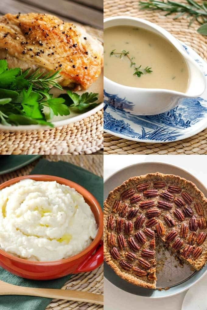 25 Easy Keto Thanksgiving Ideas (Including Sides & Desserts!)