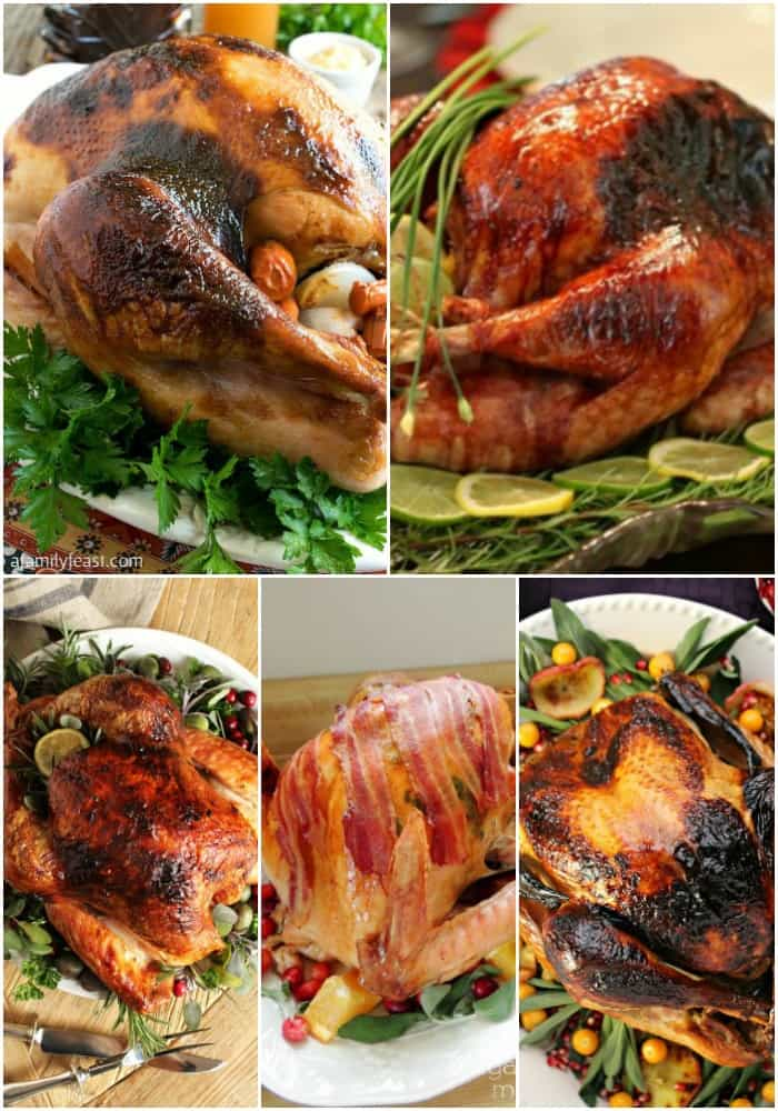 25 of the Best Holiday Turkey Recipes ⋆ Real Housemoms