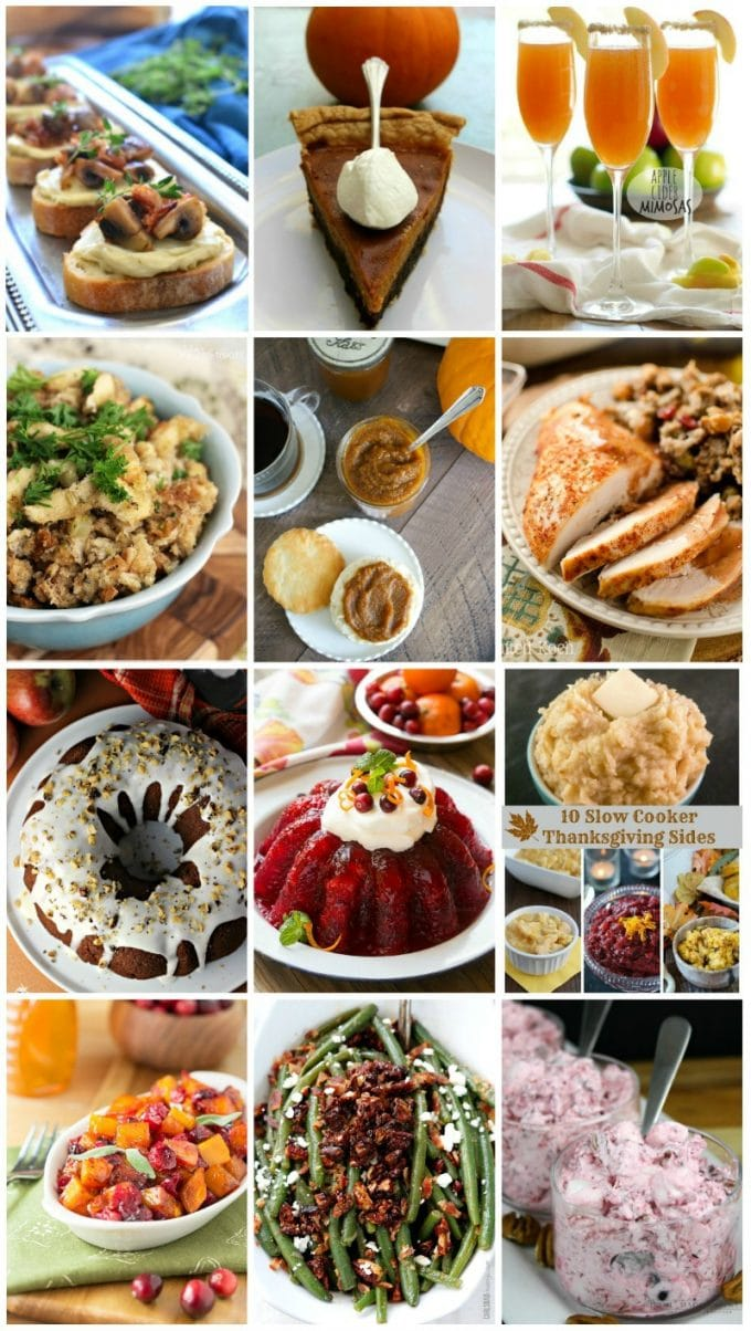 35 Holiday Entertaining Recipes - Dinner at the Zoo