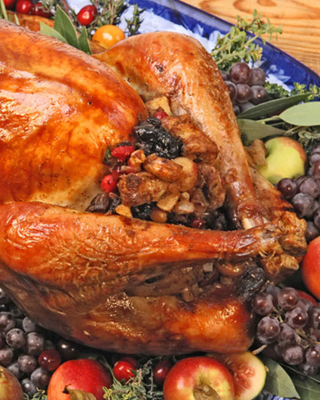 38 Terrific Thanksgiving Turkey Recipes | Martha Stewart