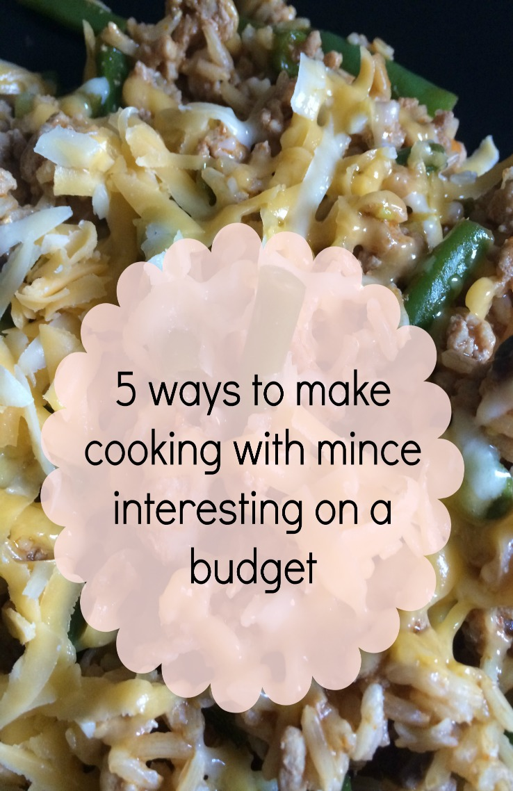 5 Ways To Make Cooking With Mince Interesting On A Budget ...