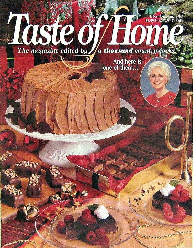 83 Best images about Taste of Home Magazine on Pinterest ...