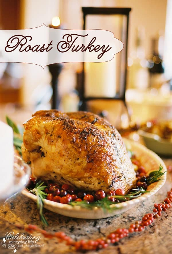 A Few of My Favorite Easy Thanksgiving Recipes