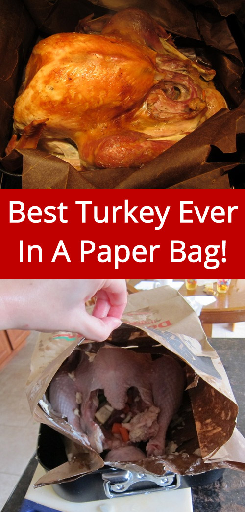 Best Thanksgiving Roast Turkey Recipe In A Brown Paper Bag ...