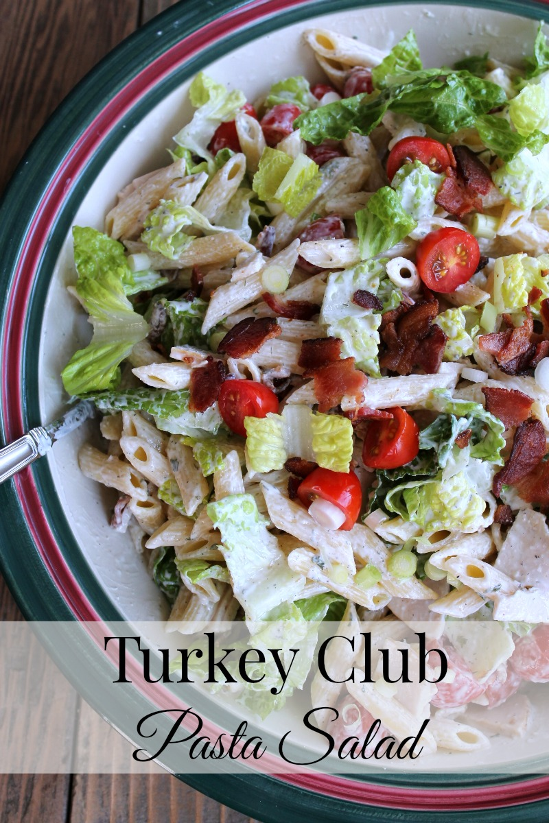 cold turkey pasta salad recipes