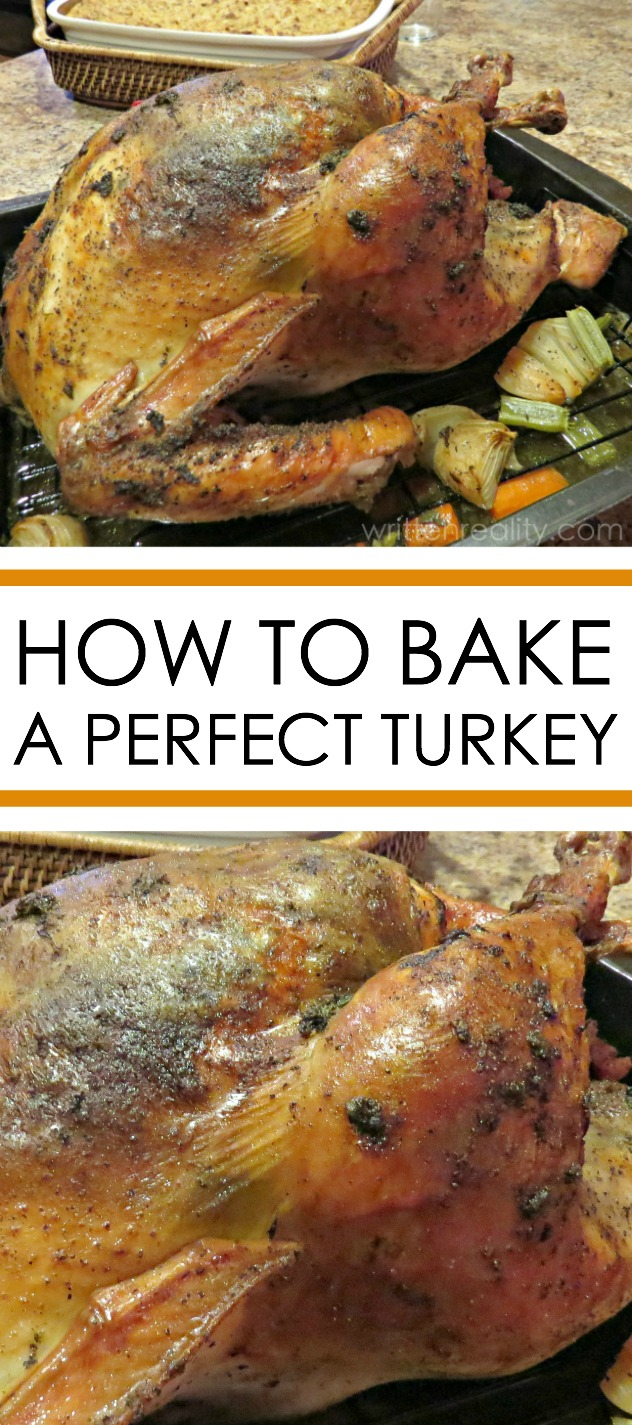 How To Bake A Turkey That's Moist and Delicious - Written ...