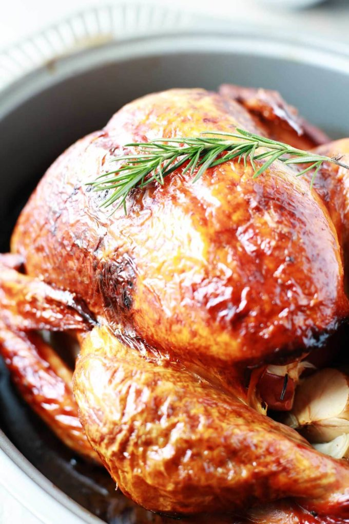 How to Cook a Perfect Turkey - Easy Peasy Meals