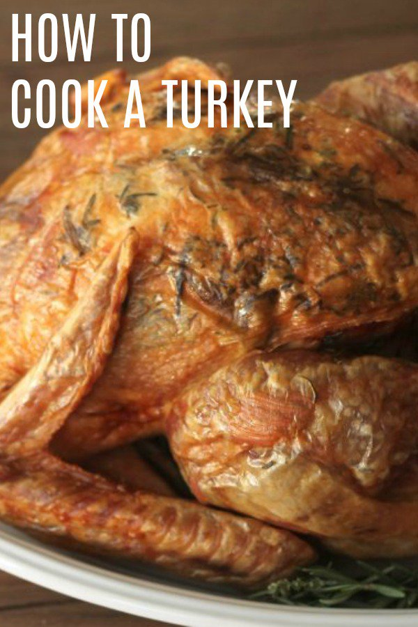 How To Cook a Turkey in a Convection Oven | Six Sisters' Stuff