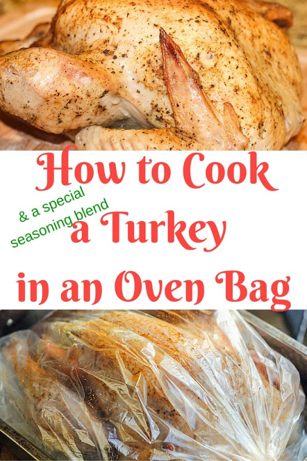 How to Cook a Turkey in an Oven Bag - Clever Housewife