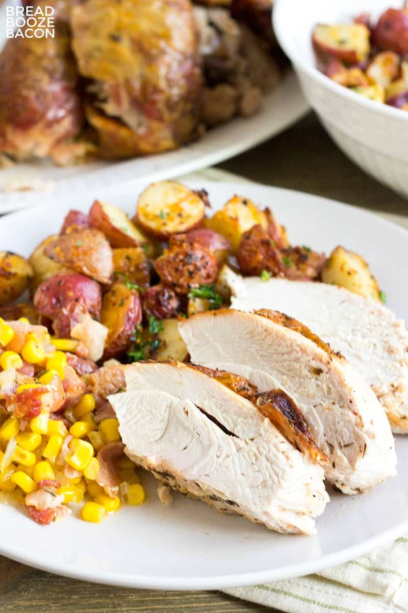 How to Cook Thanksgiving Turkey - Bread Booze Bacon