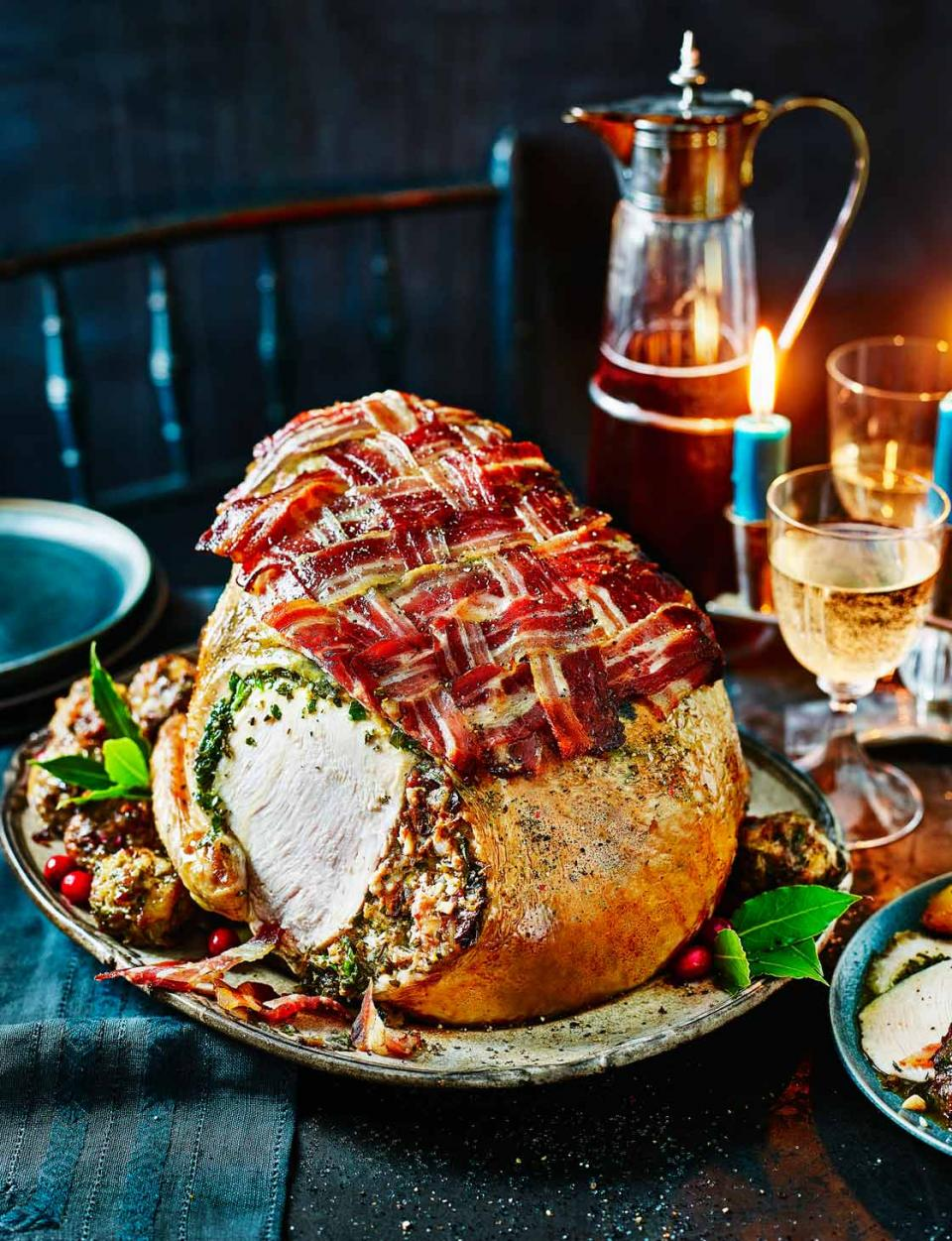 How to cook the perfect Christmas turkey   Sainsbury's ...