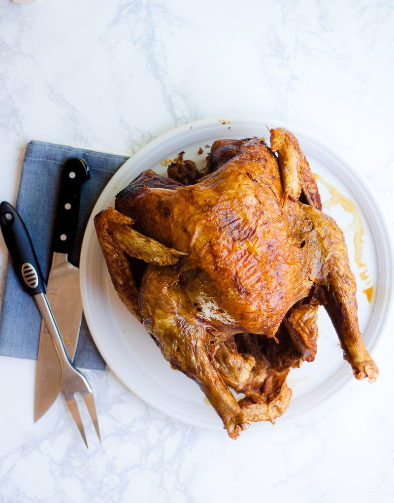 How to Fry {the best in the world} Turkey - Oh So Delicioso