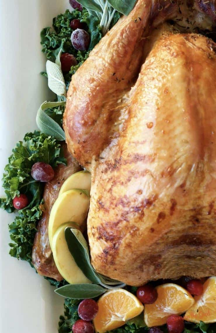 Juicy Turkey Recipe | Juicy Thanksgiving Roasted Turkey Recipe
