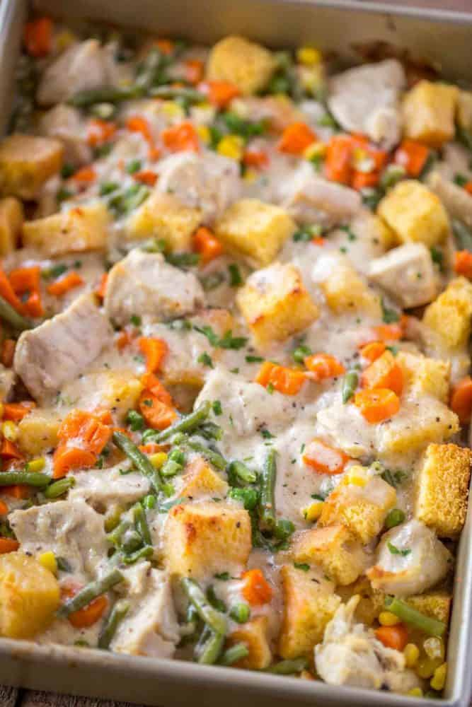 Leftover Turkey Casserole | The Recipe Critic