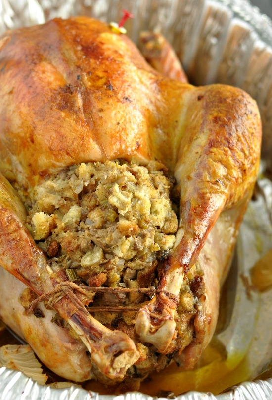 Oven Roasted Turkey + Pop Up® Timer Talk