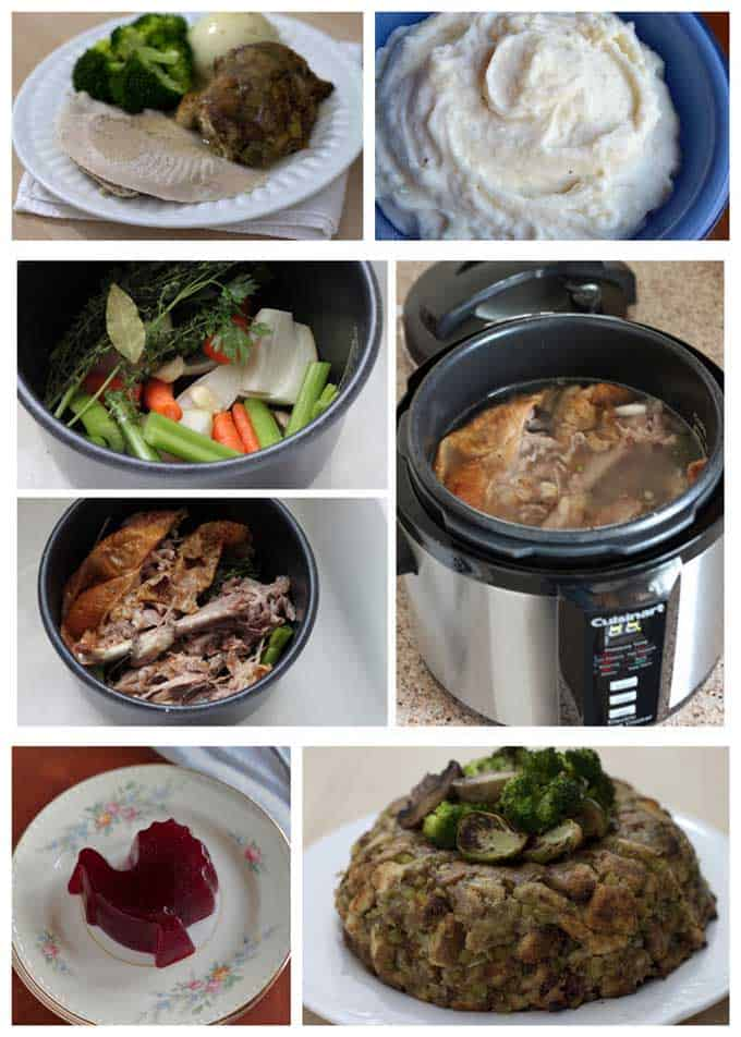 Pressure Cooker Thanksgiving Recipes - Pressure Cooking Today