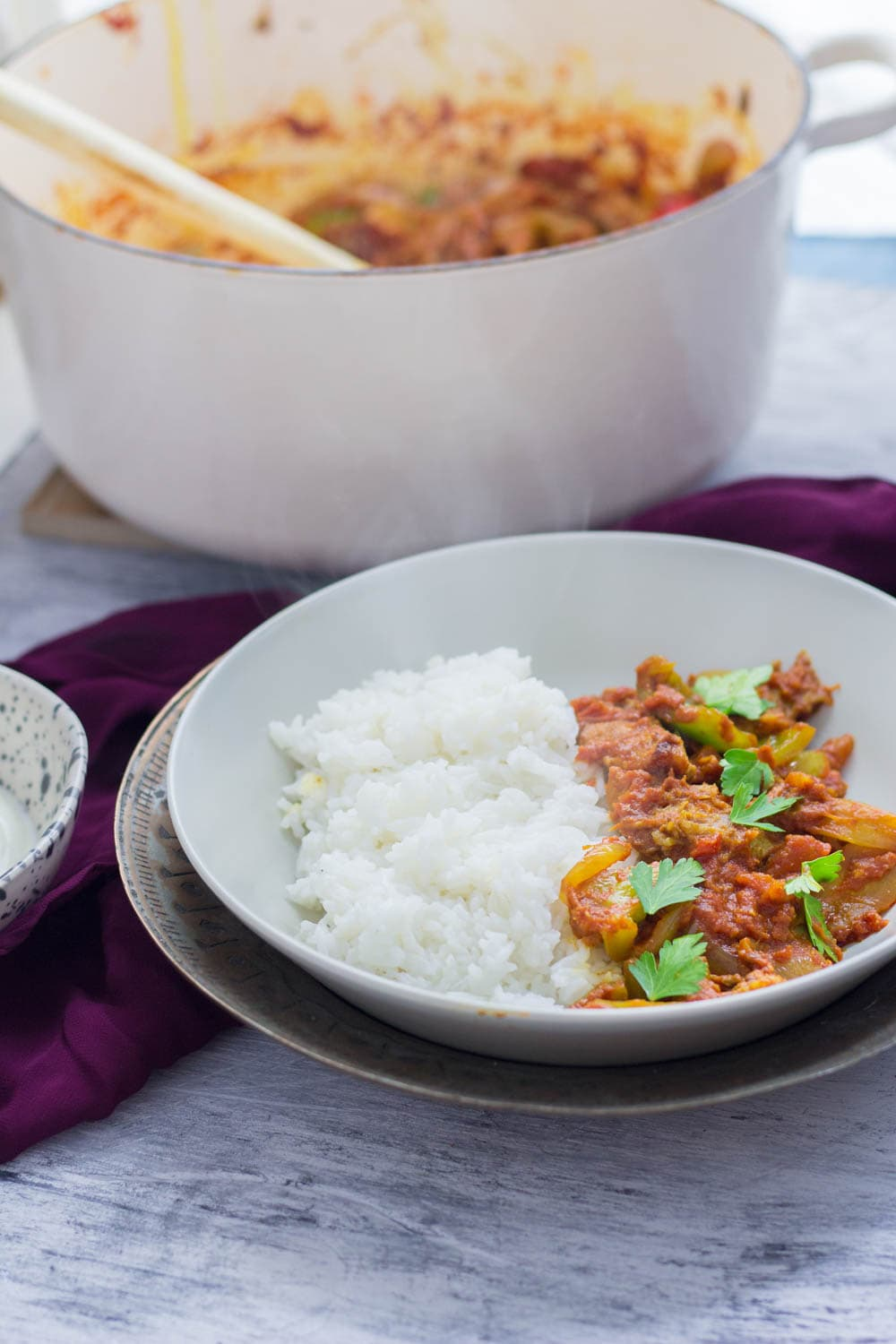 Quick and Easy Leftover Turkey Curry • The Cook Report