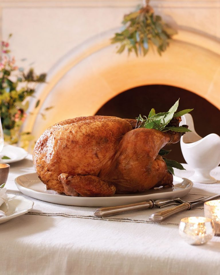 Roast turkey recipes - delicious. magazine