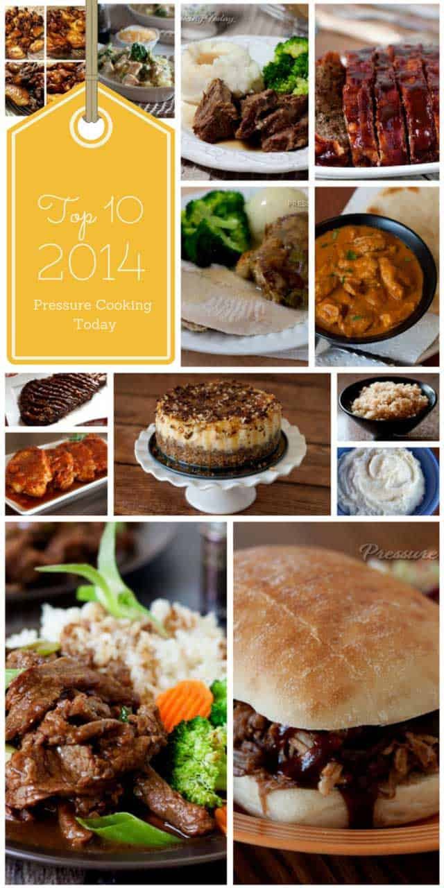 Top 10 Pressure Cooker Recipes - Pressure Cooking Today