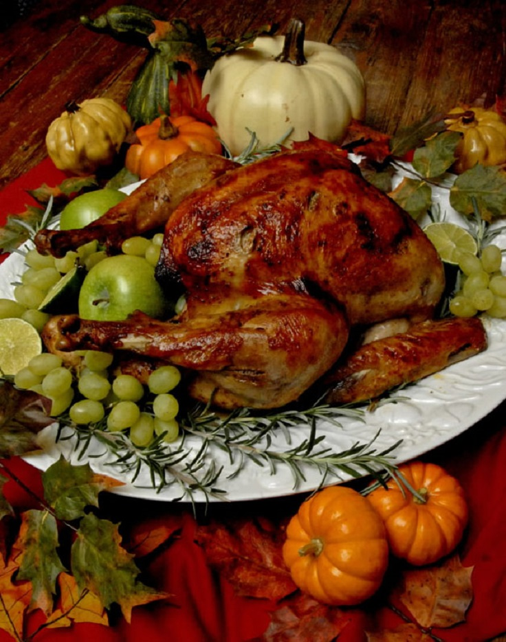 Top 10 Thanksgiving Recipes for Turkey