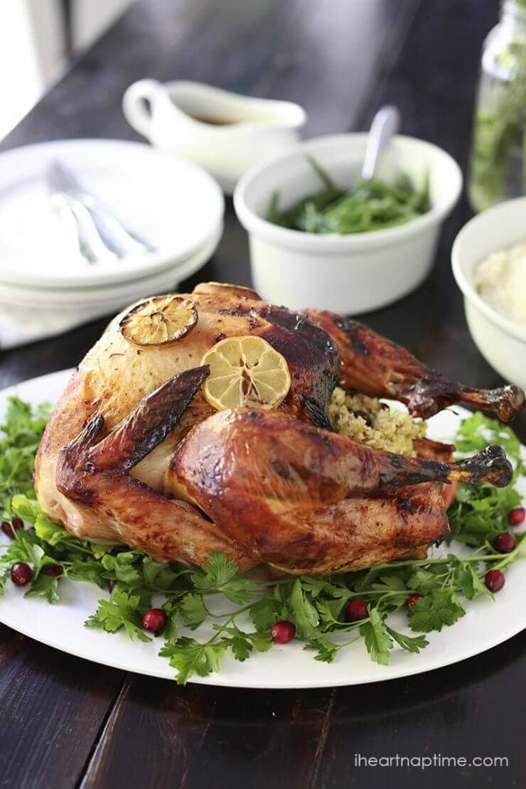 Top 50 Christmas Dinner Recipes - I Heart Nap Time