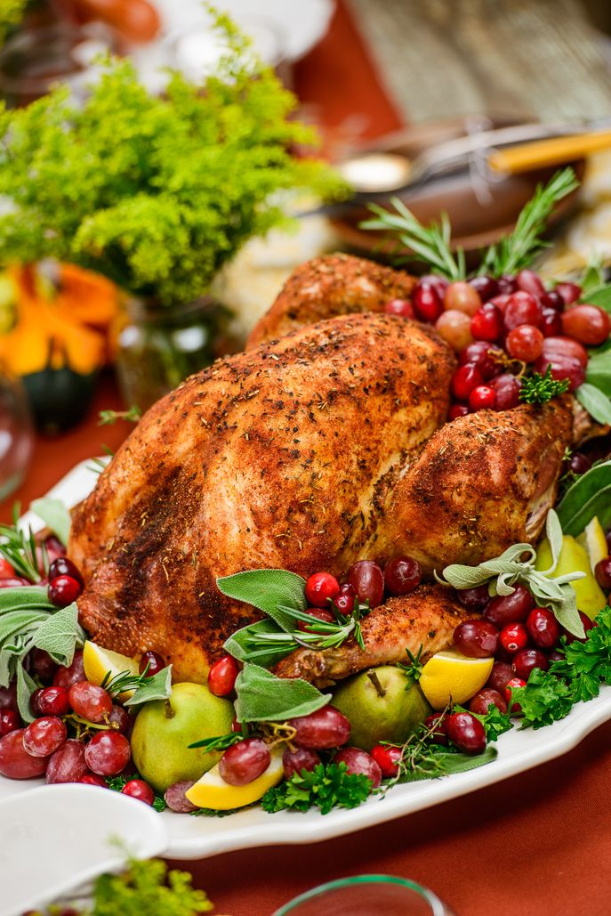Turkey in a Roaster Oven | Recipe | Traditional, Ovens and ...