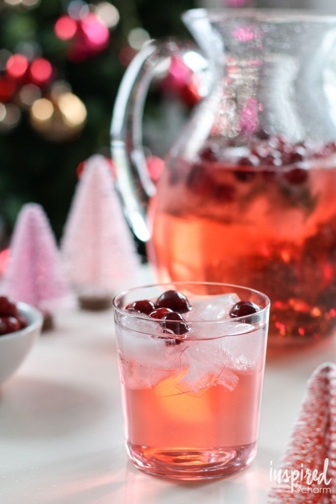 16 Best Christmas Punch Recipes - Easy Holiday Big Batch ...