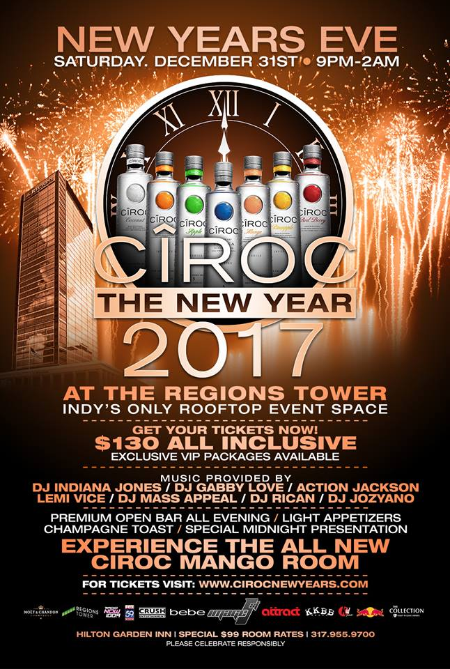 CÎROC The New Year 2016 | Indianapolis, IN – raannt