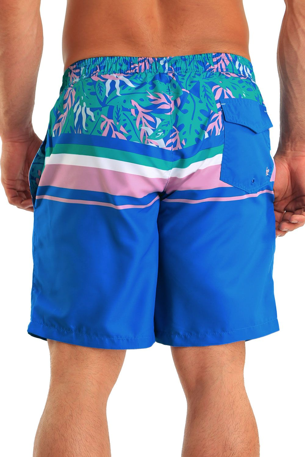 Jungle Juice Men's Swim Trunks | Tipsy Elves