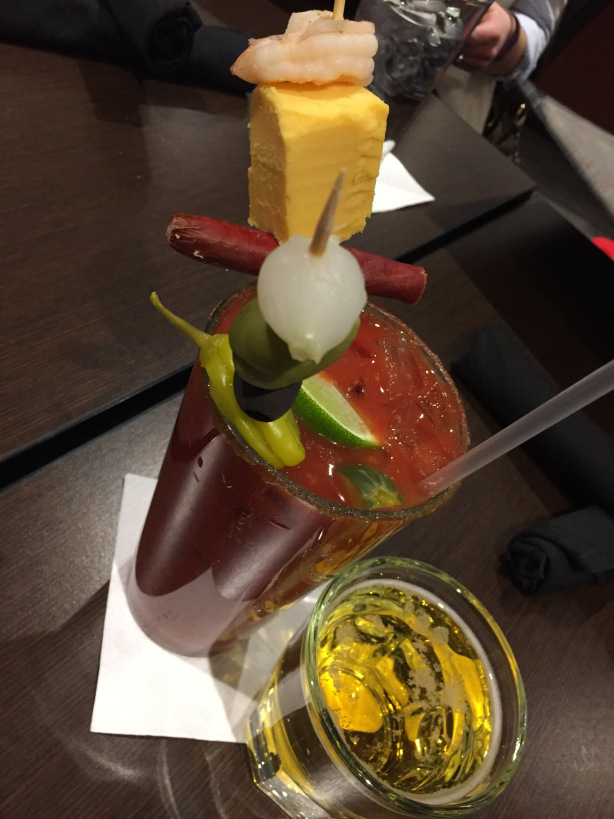 Minneapolis, MN: Ike's Weekender Bloody Mary | Out For ...