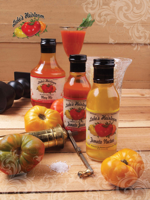 The Secret to the Only Artisan Heirloom Tomato Juice on ...